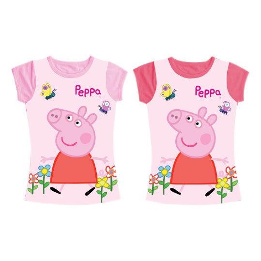 T-shirt Peppa Pig Flowers
