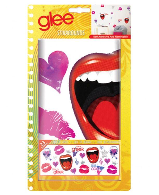 Adesivi da parete Glee 23 pezzi