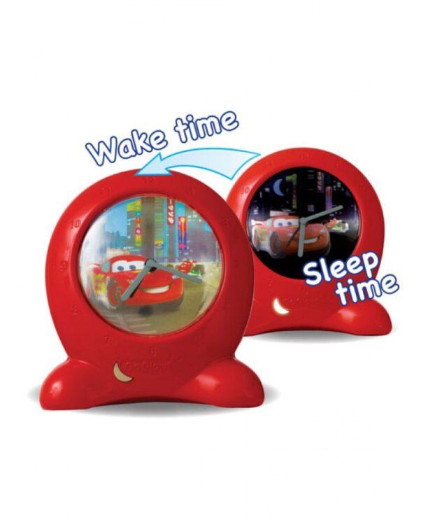 Orologio notte e giorno Disney Cars 2