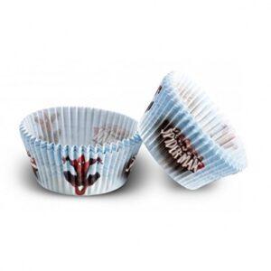 Pirottini per cup cake Spiderman