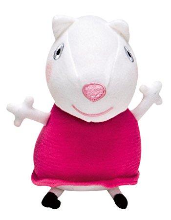 Peluche con suoni Peppa Pig Suzy