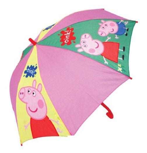 Ombrello automatico Peppa Pig Oink