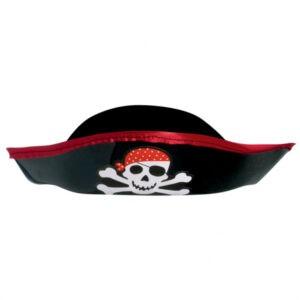 Cappello in plastica Pirati