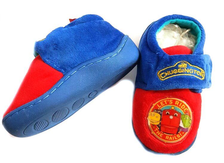Pantofole chiuse Chuggington