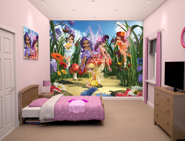 Murales Magiche Fate Walltastic New Style