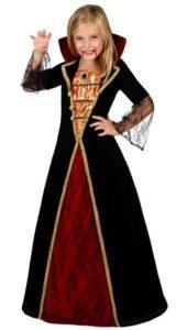 Costume bimba Vampiressa -10-12 anni