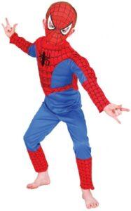 Costume Spiderman Marvel De Luxe