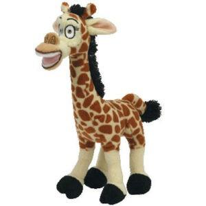 Peluche Giraffa Melman Madagascar 3
