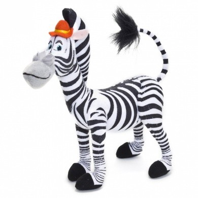 Peluche Zebra Marty Madagascar 3