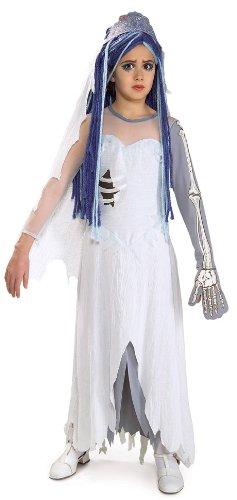 Costume bimba La Sposa Cadavere