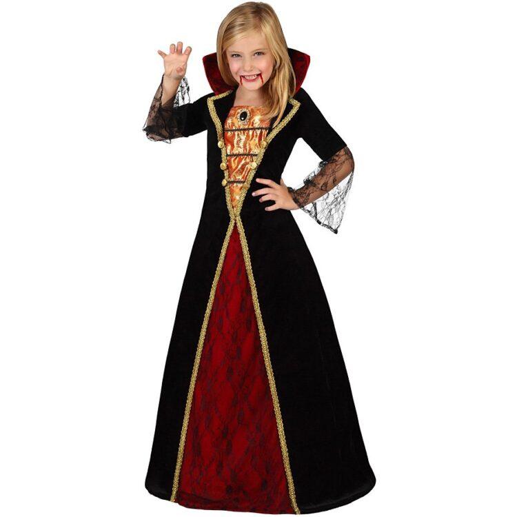 Costume bimba Vampiressa