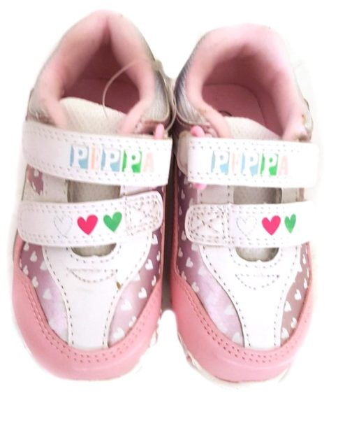 Sneakers bambina Peppa Pig rosa