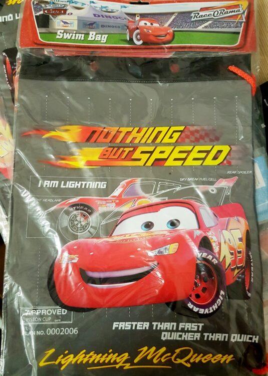Sacca sport Disney Cars