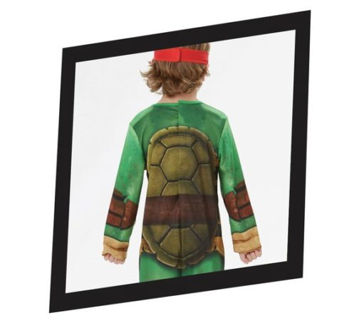 Costume bimbo Tartarughe Ninja