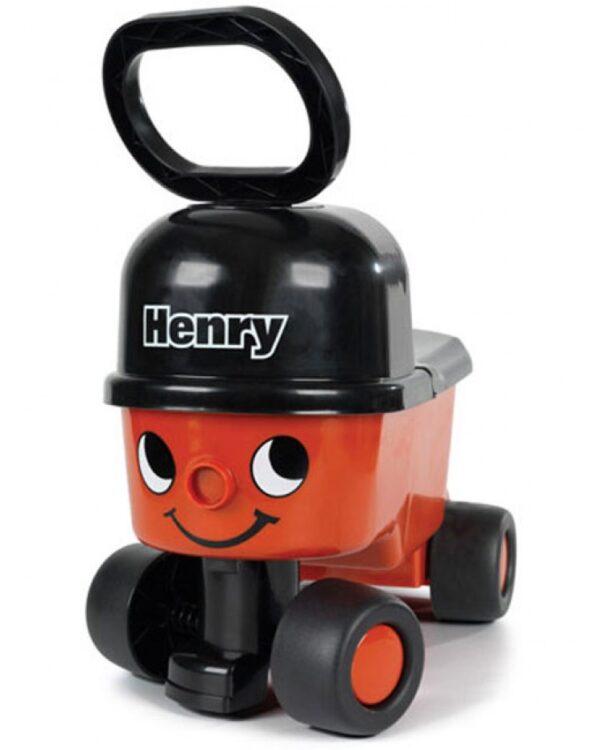 Cavalcabile Henry con contenitore