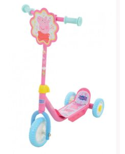 Monopattino 3 ruote Peppa Pig