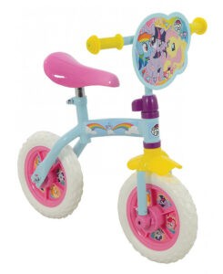 My Little Pony 2 in 1 Bici per bilanciamento e allenamento