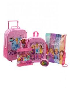 Principesse Disney Set Viaggio 5 pezzi