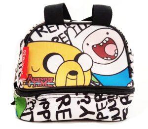 Borsetta portamerenda Adventure Time