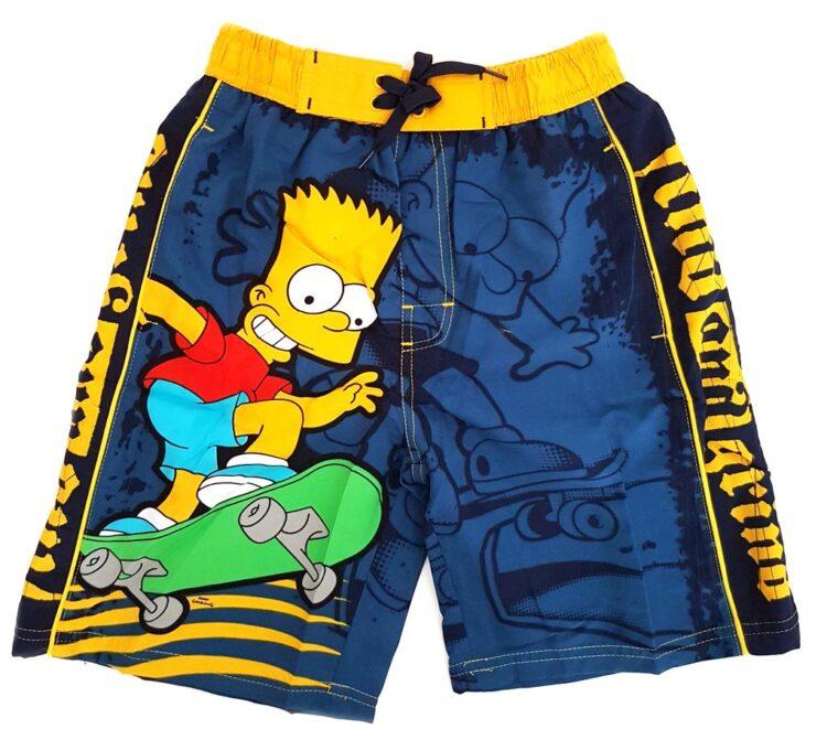 Bermuda mare Bart Simpson