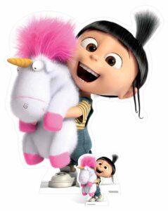 Cattivissimo me 3 - Agnes e l'unicorno