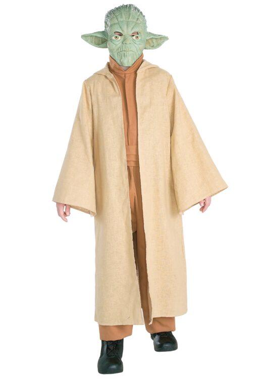 Costume ufficiale bambini Yoda Star Wars