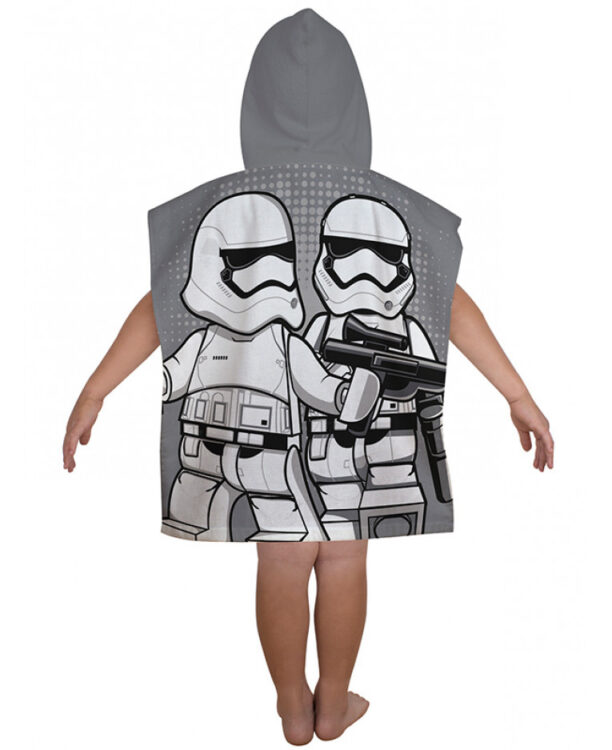 Accappatoio poncho Lego Star Wars