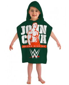 Accappatoio poncho WWE Wrestling