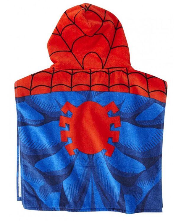 Accappatoio poncho Spiderman