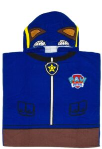 Accappatoio poncho Paw Patrol Chase