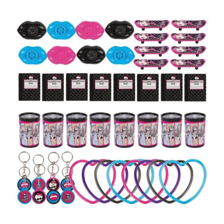 Monster High Mega pack Gadgets 48 pz