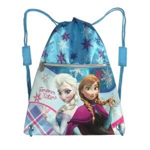 Sacca sport Disney Frozen Anna ed Elsa