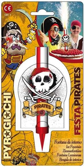 Candela fontana Pirati