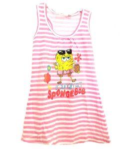 Vestito copricostume Spongebob