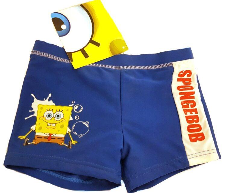Costume boxer Spongebob