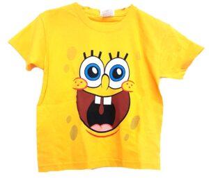 T-Shirt manica corta Spongebob