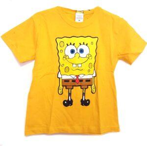 T-Shirt manica corta Spongebob 5-6 anni