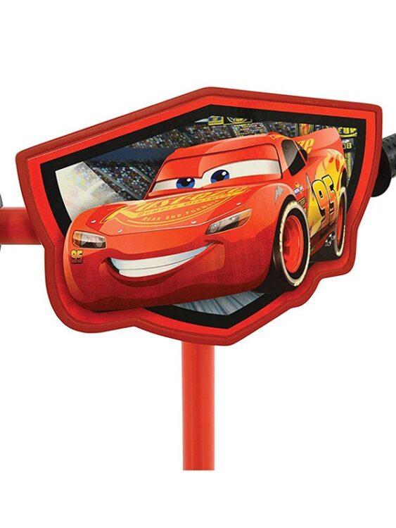 Monopattino 3 ruote Disney Cars 3