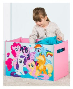 Toy Box My Little Pony