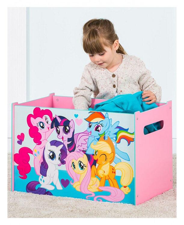 Toy Box My Little Pony