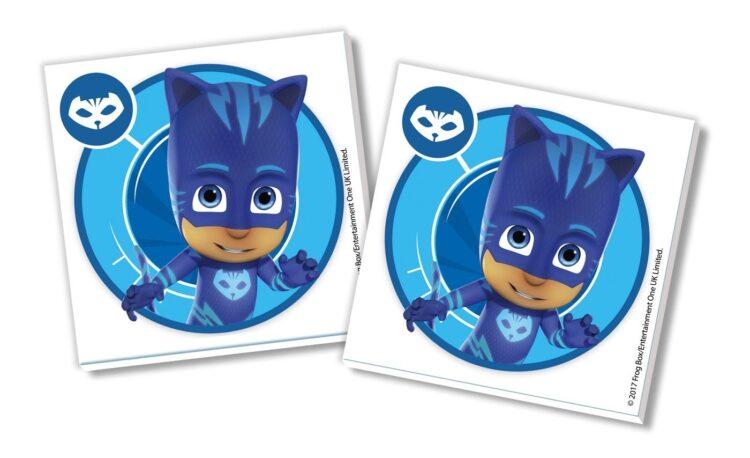 Gioco memory game Pj Masks Super Pigiamini