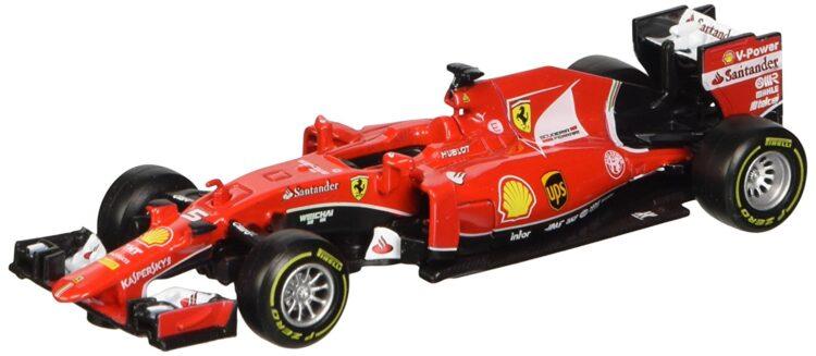 Modellino Ferrari 1:43 BBURAGO