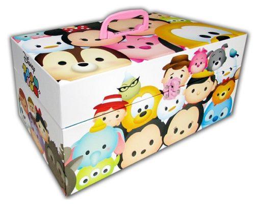 Cofanetto attività Disney Tsum Tsum