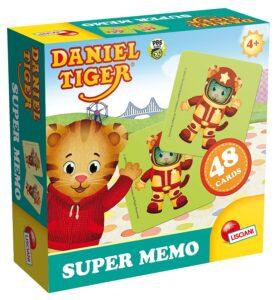 Daniel Tiger SuperMemo