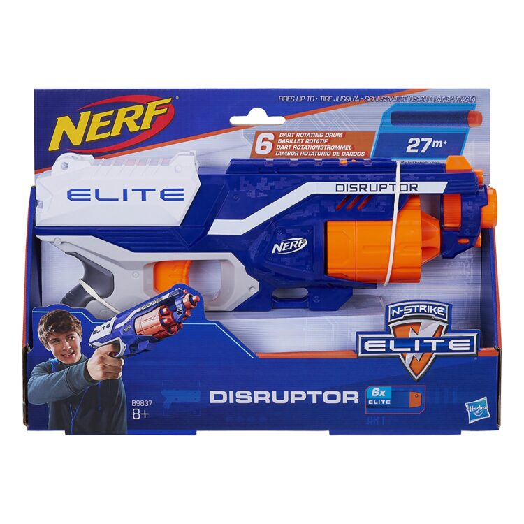NERF NSTRIKE DISRUPTOR B9837