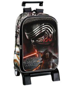 Zaino Trolley elementari Star Wars Kylo Ren