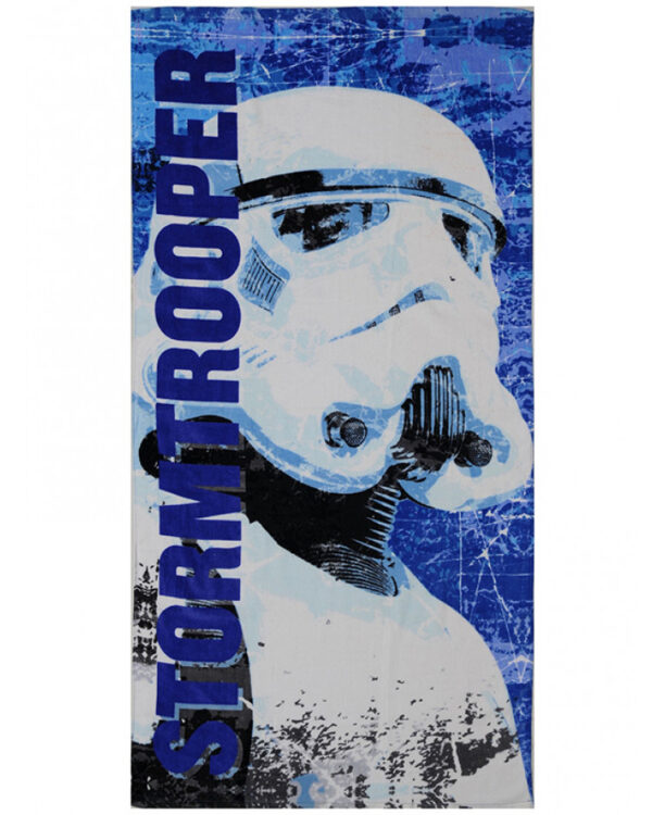 Star Wars Asciugamano telo mare Stormtrooper