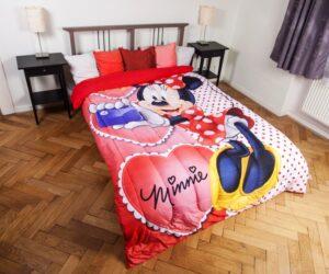Trapunta letto singolo Minnie