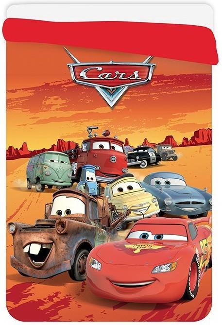 Trapunta letto singolo Disney Cars