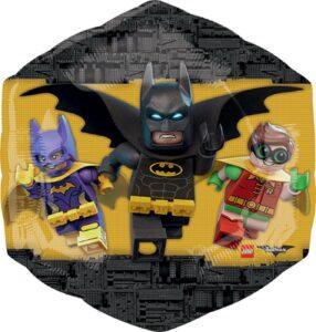 Lego Palloncino sagomato Batman SuperShape